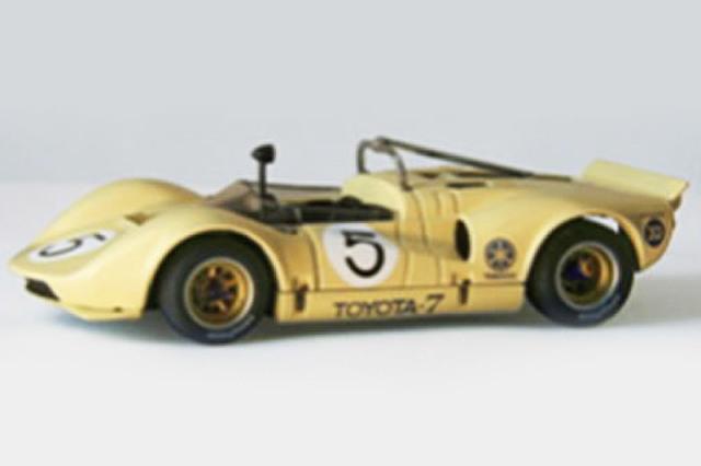 エブロ 1/43 トヨタ 7 日本GP 1968 No.5 43853 43853
