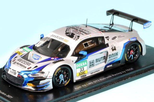 特注スパーク 1/43 アウディ R8 LMS GT3 ADAC GTマスターズ 2021 No.33 RT2004