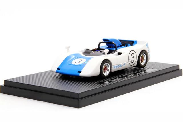 エブロ 1/43 トヨタ 7 日本GP 1969 No.3 43664 43664