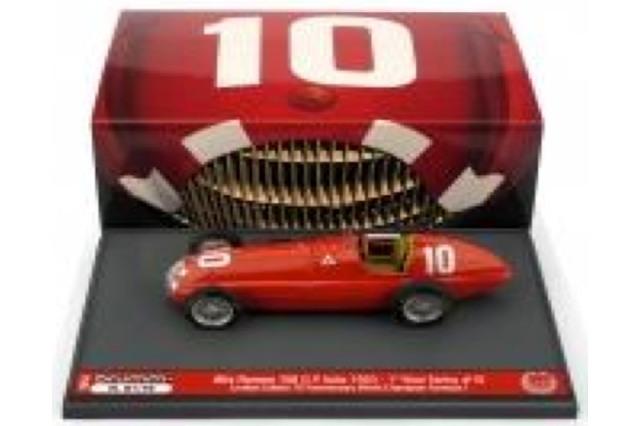 [予約] ブルム 1/43 アルファ ロメオ 158 イタリアGP 1950 Winner G.ファリーナ S053