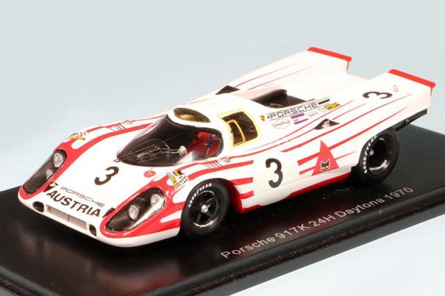 スパーク 1/43 ポルシェ 917K デイトナ 24h 1970 No.3 S1097