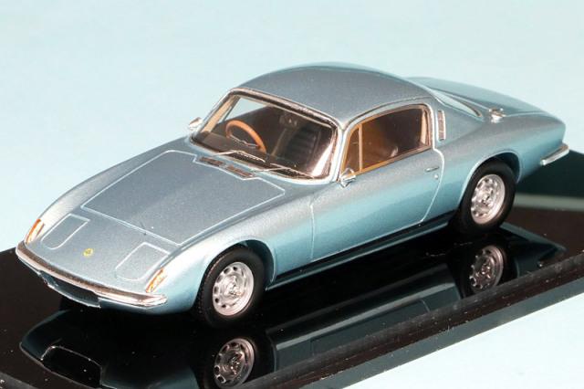 スパーク 1/43 ロータス エラン +2 1967 ライトブルー S2225