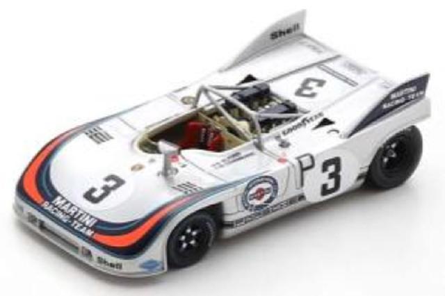 [予約] スパーク 1/43 ポルシェ 908/03 ニュルブルクリンク 1000km 1971 Winner No.3 S2334