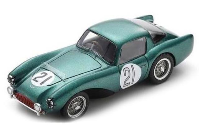 [予約] スパーク 1/43 アストン マーチン DB3 S ルマン 24h 1954 No.21 S2436