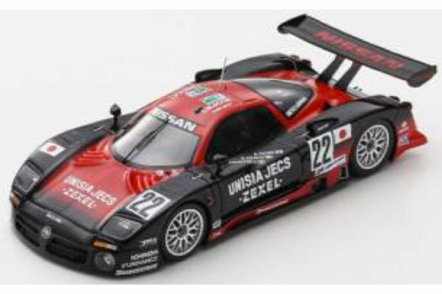 [予約] スパーク 1/43 ニッサン R390 GT1 ルマン 24h 1997 No.21 S3577
