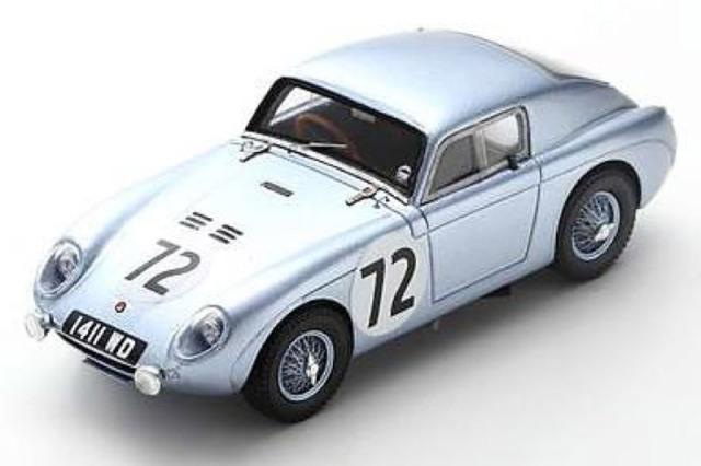 [予約] スパーク 1/43 オースチン ヒーレー スプライト セブリング 12h 1962 No.72 S4131