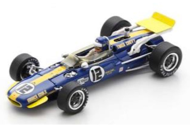 [予約] スパーク 1/43 イーグル MK.4 リバーサイド 1968 M.ドナヒュー S4260