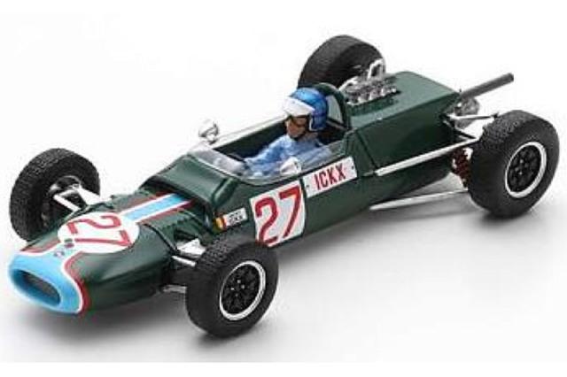 [予約] スパーク 1/43 マトラ MS5 F2 ドイツGP 1966 J.イクス S4309