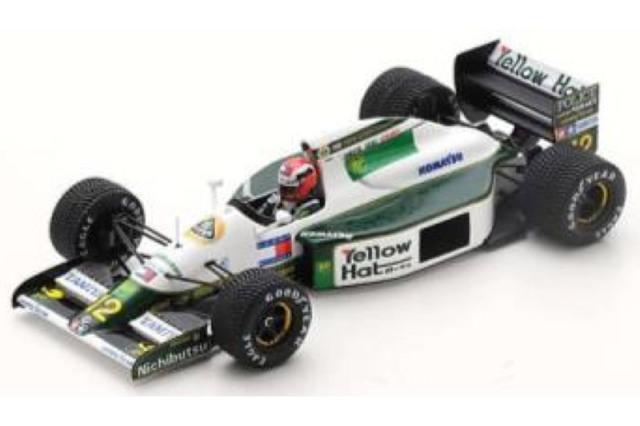 [予約] スパーク 1/43 ロータス 102B オーストラリアGP 1991 J.ハーバート S4591