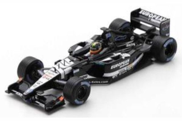 [予約] スパーク 1/43 ミナルディ PS01 カナダGP 2001 T.マルケス S4849