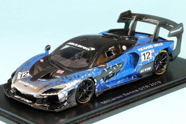 スパーク 1/43 マクラーレン セナ GTR 2019 No.12 S5059
