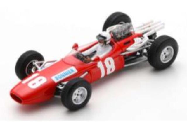 [予約] スパーク 1/43 ブラバス BT7 イギリスGP 1966 J.ボニエ S5248