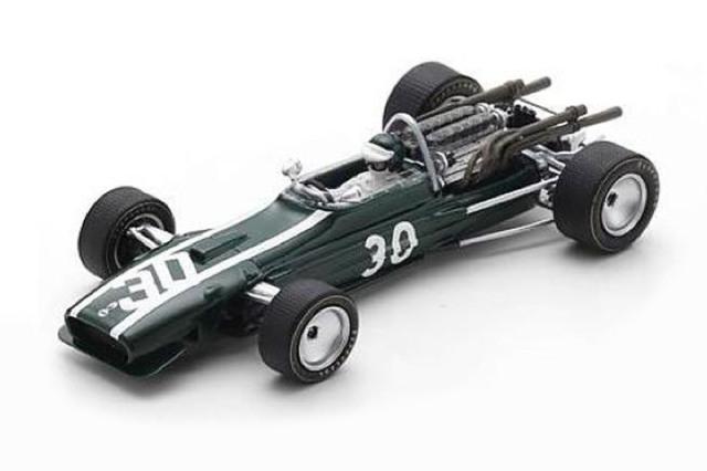 [予約] スパーク 1/43 クーパー T86 イタリアGP 1967 4th J.リント S5298