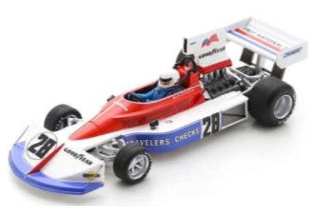 [予約] スパーク 1/43 マーチ 751 イギリスGP 1975 5th M.ダナヒュー S5375