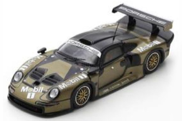 [予約] スパーク 1/43 ポルシェ 911 GT1 ポルシェAG 1996 テストカー S5601