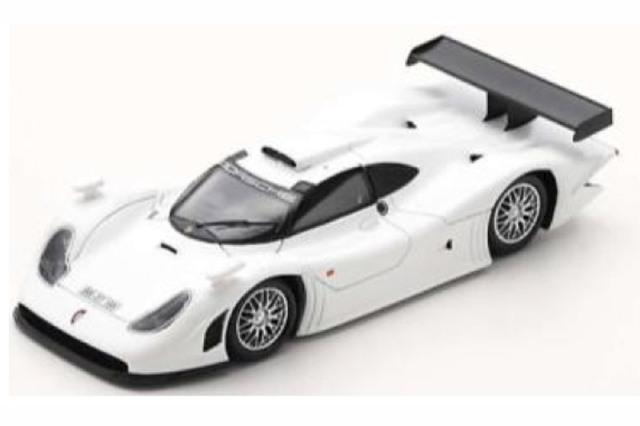 [予約] スパーク 1/43 ポルシェ 911 GT1 ストリートVer. 1998 ホワイト S5998