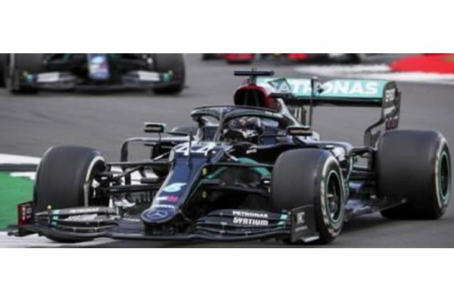 [予約] スパーク 1/43 メルセデス AMG F1 W11 EQ パフォーマンス シルバーストンGP 2020 Winner L.ハミルトン S6477