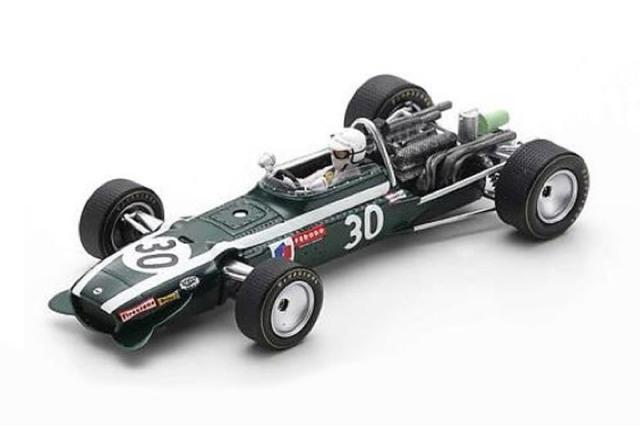 [予約] スパーク 1/43 クーパー T86B フランスGP 1968 4th V.エルフォード S6984