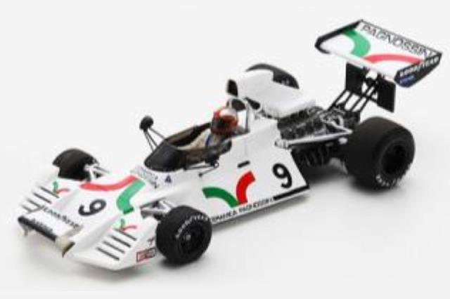 [予約] スパーク 1/43 ブラバム BT42 U.S.GP 1973 J.ワトソン S7094