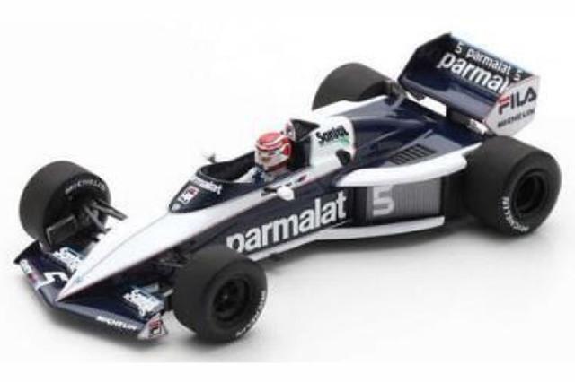 [予約] スパーク 1/43 ブラバム BT52B イタリアGP 1983 Winner N.ピケ S7098