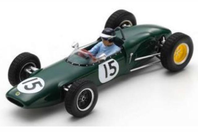 [予約] スパーク 1/43 ロータス 21 オランダGP 1961 3rd J.クラーク S7118