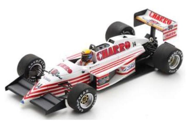 [予約] スパーク 1/43 AGS JH22 オーストラリアGP 1987 6th R.モレノ S7221