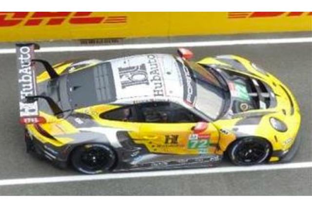 [予約] スパーク 1/43 ポルシェ 911 RSR-19 ルマン 24h 2021 LMGTE Proクラス Winner No.72 S8261