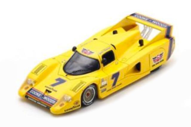 [予約] スパーク 1/43 ローラ T600 ラグナセカ 1981 Winner No.7 S8601