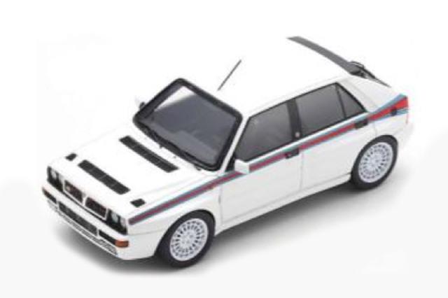 [予約] スパーク 1/43 ランチア デルタ HF インタグラーレ EVO Martini 5 1992 S8992