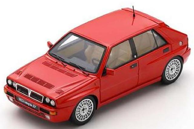 [予約] スパーク 1/43 ランチア デルタ HF インテグラーレ EVO 2 1993 レッド S8994