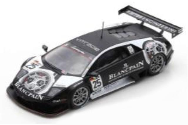 [予約] スパーク 1/43 ランボルギーニ ムルシエラゴ LP670 R-SV GT1 FIA GT1 World Championship 2010 No.25 S9606