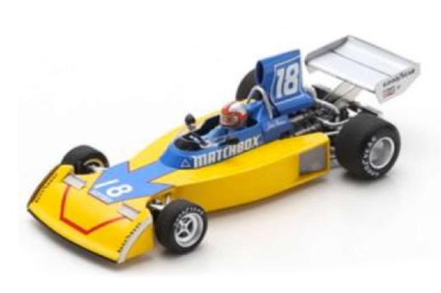 [予約] スパーク 1/43 サーティース TS16 スペインGP 1975 J.ワトソン S9659