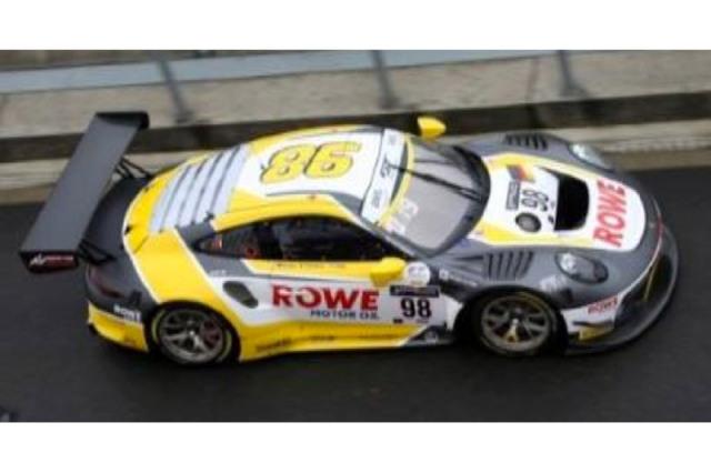 [予約] スパーク 1/18 ポルシェ 911 GT3 R スパ 24h 2020 Winner No.98 18SB016