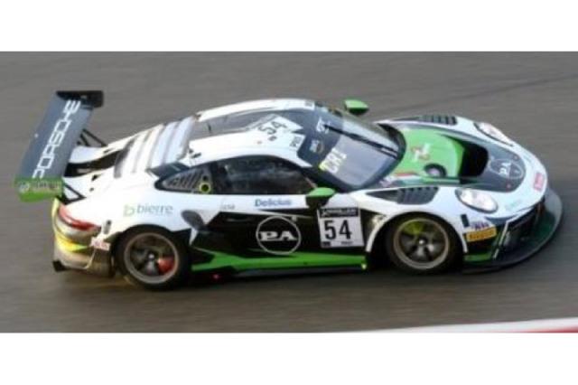 [予約] スパーク 1/18 ポルシェ 911 GT3 R スパ 24h 2020 3rd No.54 18SB018