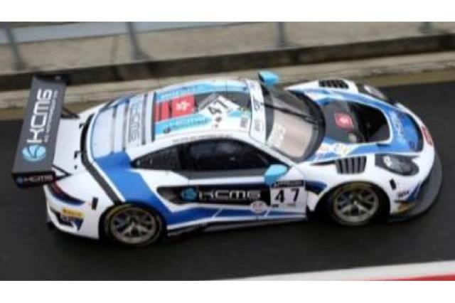 [予約] スパーク 1/18 ポルシェ 911 GT3 R スパ 24h 2020 No.47 18SB024