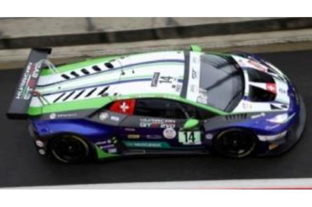 [予約] スパーク 1/18 ランボルギーニ ウラカン GT3 Evo スパ 24h 2020 No.14 18SB025