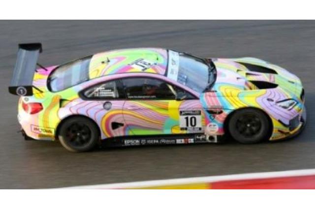 [予約] スパーク 1/18 BMW M6 GT3 スパ 24h 2020 No.10 18SB022
