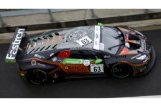 [予約] スパーク 1/18 ランボルギーニ ウラカン GT3 Evo スパ 24h 2020 No.63 18SB029