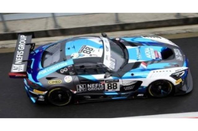 [予約] スパーク 1/18 メルセデス AMG GT3 スパ 24h 2020 No.88 18SB026