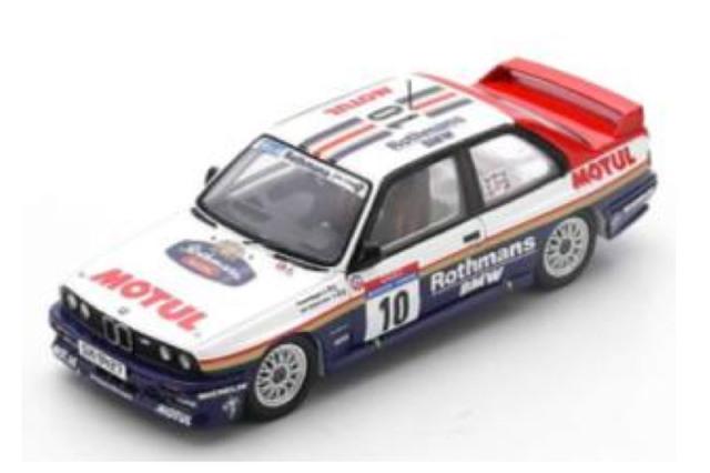 [予約] スパーク 1/43 BMW M3 E30 ツール ド コルス フランスラリー 1987 Winner No.10 SF148
