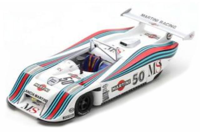 [予約] スパーク 1/43 ランチア LC1 ニュルブルクリンク 1000km 1982 Winner No.50 SG516