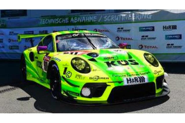 [予約] スパーク 1/43 ポルシェ 911 GT3 R ニュルブルクリンク 24h 2021 Winner No.911 SG750