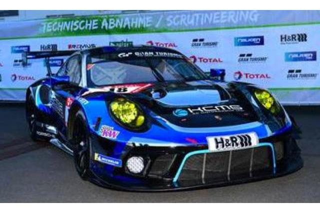 [予約] スパーク 1/43 ポルシェ 911 GT3 R ニュルブルクリンク 24h 2021 No.18 SG775