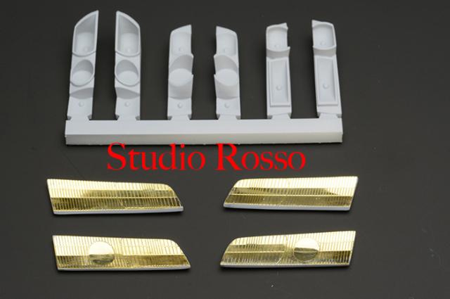 Studio Rosso 1/12 スカイライン GT-R R32 NISMO エクステリアパーツセット SRP-123