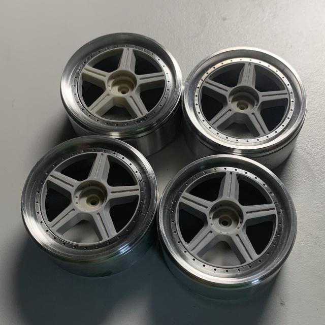 Studio Rosso 1/12 スカライン GT-R R32 GT-R Gr.A Wheel(インパル) SRP-124