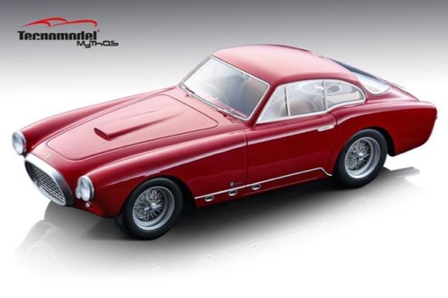 [予約] テクノモデル 1/18 フェラーリ 250MM クーペ ヴィニャーレ 1953 レッド バンパーなし T18-101A