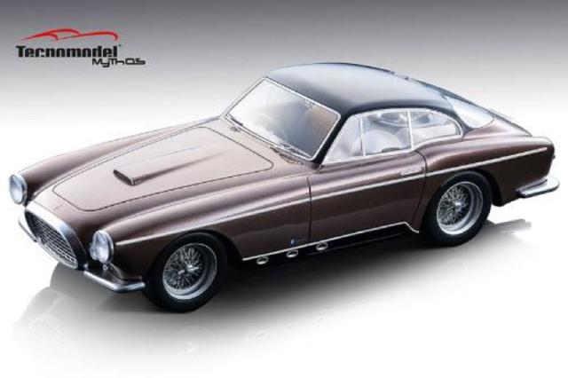 [予約] テクノモデル 1/18 フェラーリ 250MM クーペ ヴィニャーレ 1953 メタリックブロンズ/グロスブラックルーフ T18-101C