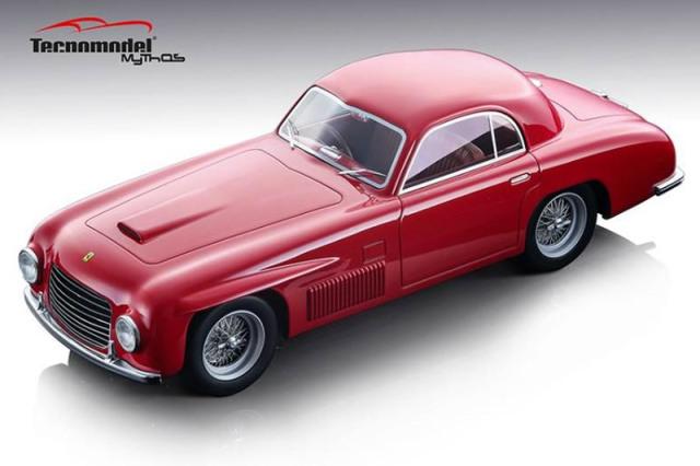 [予約] テクノモデル 1/18 フェラーリ 166 S クーペ アレマーノ 1948 プレスバージョン TM18-155A