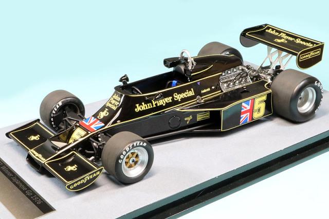 テクノモデル 1/18 ロータス 77 日本GP 1976 Winner M.アンドレッティ TM18-175A