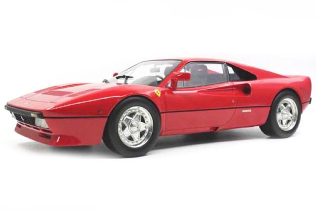 [予約] トップマルケス 1/12 フェラーリ 288 GTO レッド TOP12-31A
